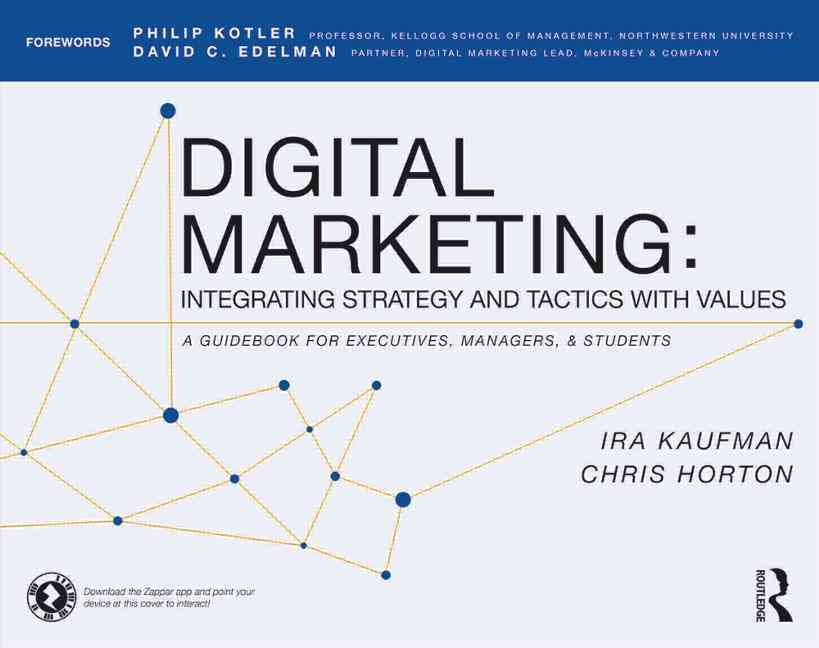 Digital Marketing By Kaufman, Ira/ Horton, Chris
