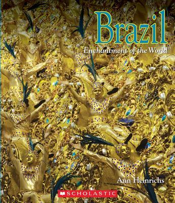 Brazil By Heinrichs, Ann