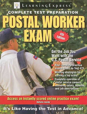 Postal Worker Exam By Learningexpress (COR)